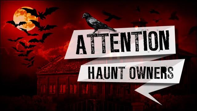 Attention Jacksonville Haunt Owners